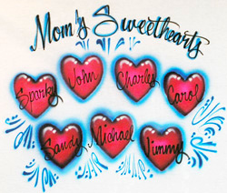 mom's sweethearts